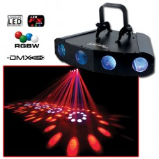 American DJ Quad Gem DMX LED Light