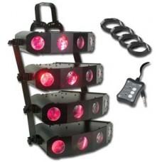 American DJ Quad Gem DMX LED System