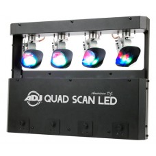 American DJ Quad Scan LED
