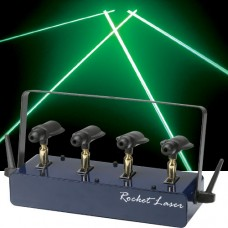 Omnisistem Rocket Laser - Green