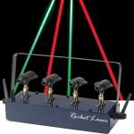 Omnisistem Rocket Laser - Red and Green System