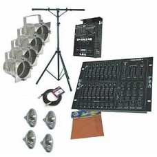 American DJ Stage System A - Stage Lighting System