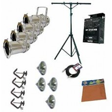 American DJ Stage System B - Stage Lighting System