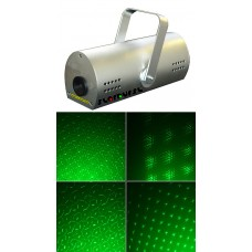 Omnisistem Starburst Green and Red Laser