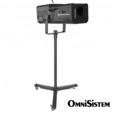 Omnisistem Stiletto 1000 Watt Follow Spot with Stand