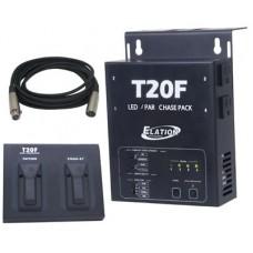 Elation T20F LED Par Chase Foot Controller