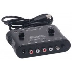 American Audio Versaport Soundcard with Mic, Headphone, Level