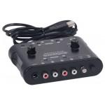 American Audio Versaport Soundcard with Mic, Headphone, Level