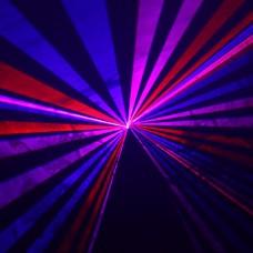 Omnisistem Magic Box Wide Beam Blue-Red Laser