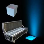 Omnisistem Wireless LED Uplighting - 3 Watt - 6 Pack