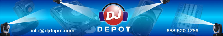 DJ Equipment and Lighting Store